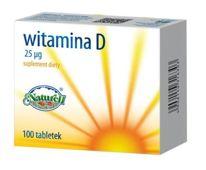 WITAMINA D x 100 tabletek