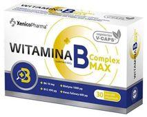Witamina B Complex MAX x 30 kapsułek