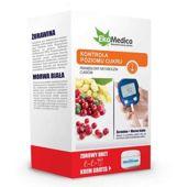 ZDROWY DUET Kontrola poziomu cukru Żurawina 500ml+Morwa biała 500ml