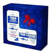 ZESTAW TRAN Z REKINA GRENLANDZKIEGO 250ml + Tran z rekina grenlandzkiego x 30 kapsułek