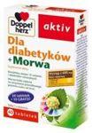 DOPPELHERZ Aktiv Dla Diabetyków + Morwa x 30 tabletek + 10 tabletek Gratis