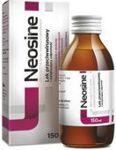 NEOSINE 0,25g/5ml syrop 150ml