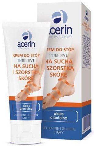 ACERIN Krem do stóp Intensive aloes i alantoina 75ml
