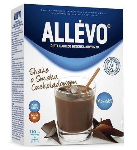 ALLEVO Shake czekoladowy 155g