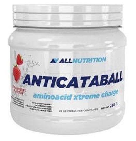 ALLNUTRITION AnticatabALL Aminoacid Xtreme Charge strawberry 500g