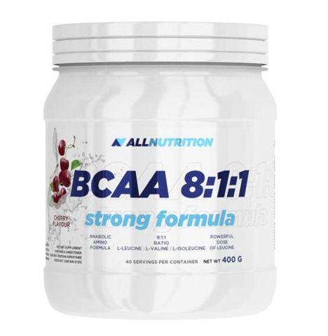 ALLNUTRITION BCAA 8:1:1 Strong formula lemon 400g