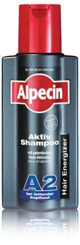 ALPECIN A2 szampon do tłustej skóry głowy 250ml