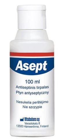 ASEPT płyn 100ml