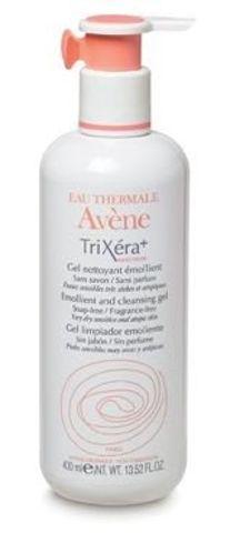 AVENE Trixera Selectiose żel oczyszczająco - zmiękczający 400 ml