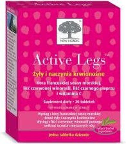 Active Legs x 30 tabletek