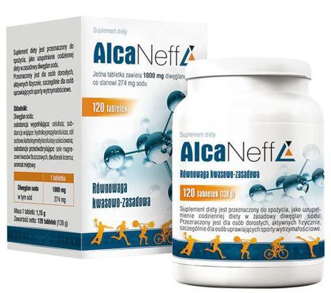 AlcaNeff x 120 tabletek