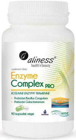 Aliness Enzyme Complex PRO x 90 kapsułek vege