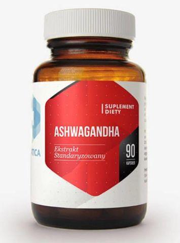 Ashwagandha x 90 kapsułek