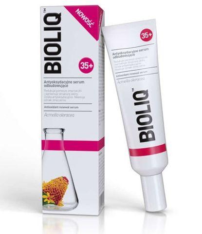 BIOLIQ 35+ Antyoksydacyjne serum odbudowujące 30ml