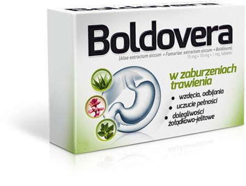 BOLDOVERA x 15 tabletek