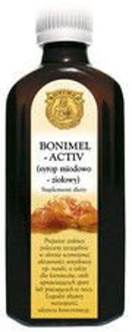 BONIMEL Active syrop miodowo-ziołowy 130g