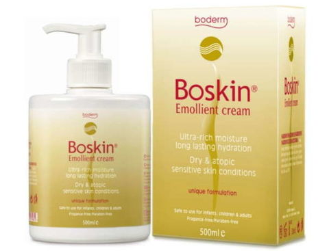 BOSKIN EMOLLIENT Cream krem 500ml