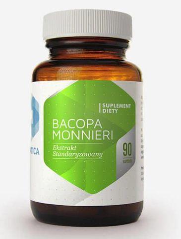 Bacopa Monnieri x 90 kapsułek