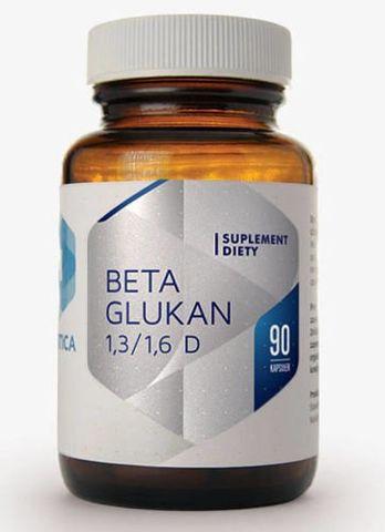 Beta Glukan 1,3/1,6 D x 90 kapsułek