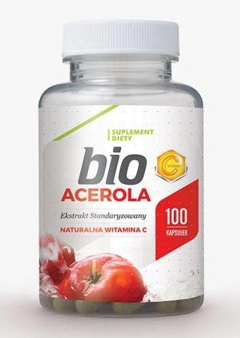 Bio Acerola x 100 kapsułek