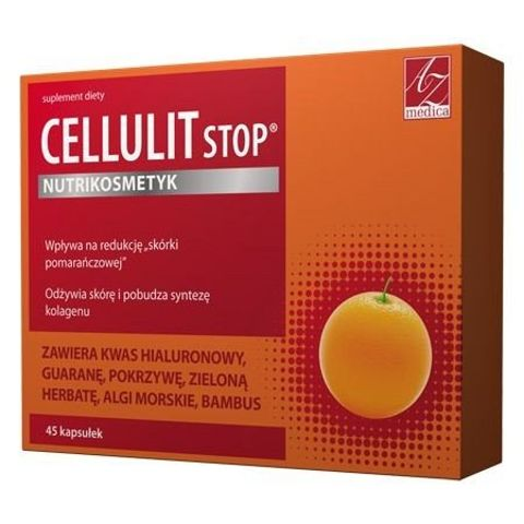 CELLULIT STOP x 45 kapsułek