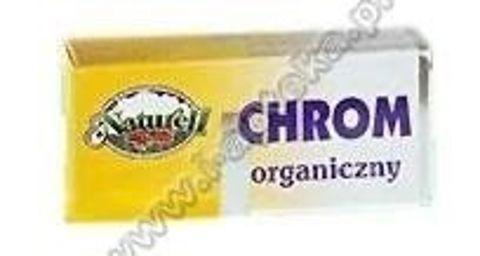 CHROM 0,2 x 100 tabletek - koniec serii