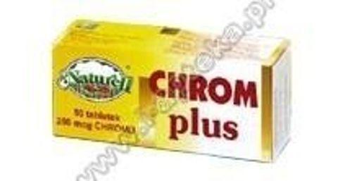 CHROM Plus x 100 tabletek