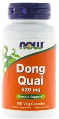 Dong Quai 520mg x 100 kapsułek Veg