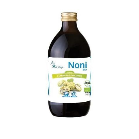 Dr Gaja Noni BIO Organiczny sok z Noni 1000ml