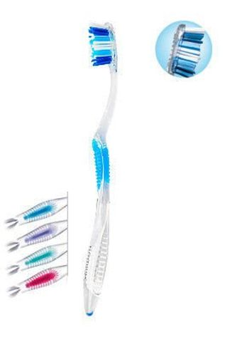 ELGYDIUM Diffusion szczoteczka do zębów Medium x 1 sztuka