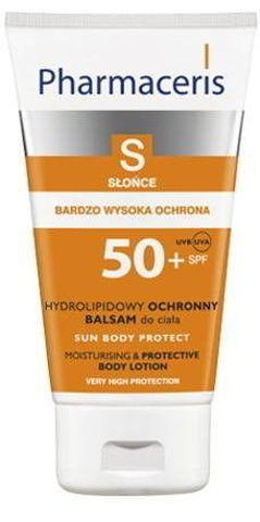 ERIS Pharmaceris S Hydrolipidowy ochronny balsam do ciała SPF50+ 150ml+50ml gratis!