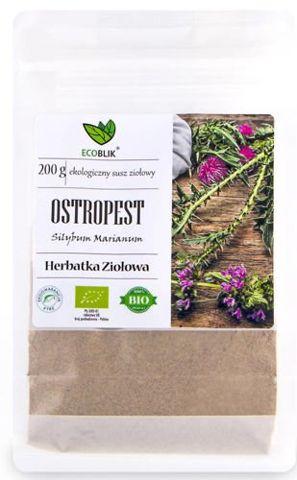 EcoBlik Ostropest mielony 200g