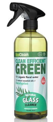 Eukaliptusowy płyn do do mycia szyb i luster w sprayu 750ml