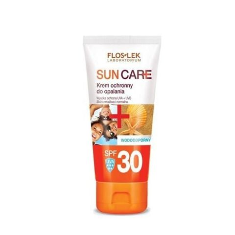 FLOSLEK SUN CARE Krem ochronny do opalania SPF30 100ml