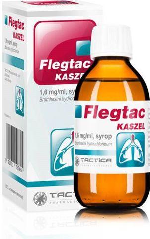 Flegtac Kaszel syrop 125ml