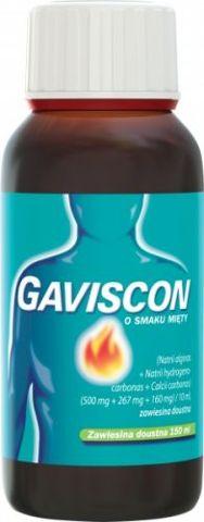 Gaviscon zawiesina 150ml