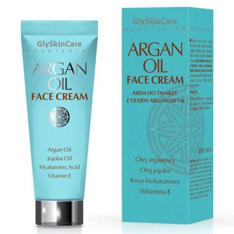 GLYSKINCARE  Argan Oil Face Cream krem do twarzy 50ml