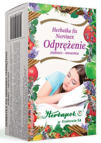 Herbatka fix Nervinex Odprężenie x 20 saszetek