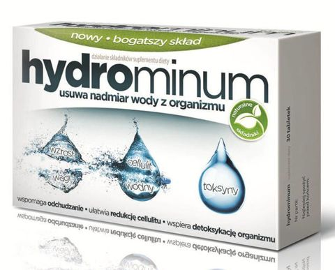 Hydrominum x 30 tabletek