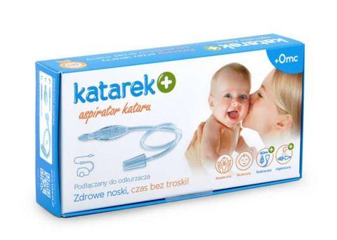 KATAREK Plus Odciągacz kataru 1op