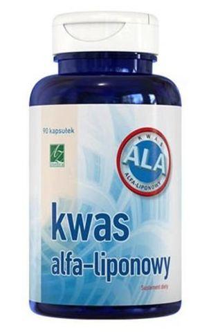 KWAS Alfa-liponowy x 90 kapsułek