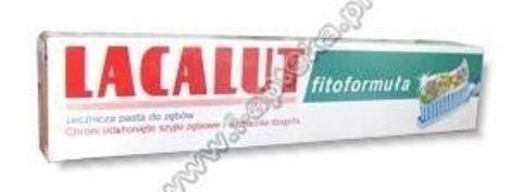 LACALUT Fitoformuła 75 ml