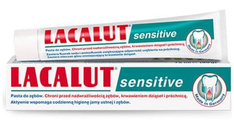 LACALUT Sensitive 75 ml