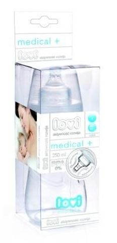 LOVI Medical + butelka 250ml 59/211