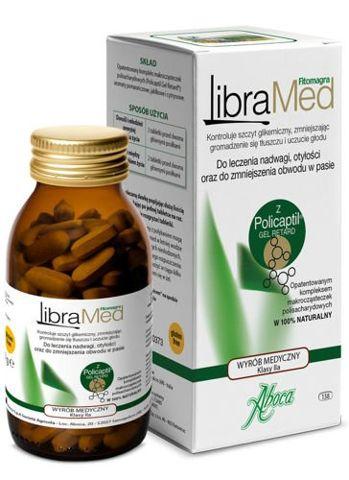 LibraMed Fitomagra x 84 tabletki