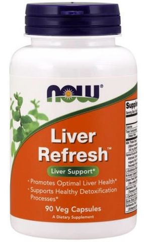 Liver Refresh x 90 kapsułek Veg