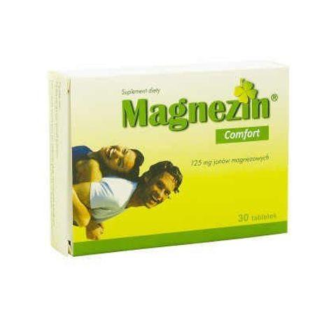 Magnezin Comfort 0,125g x 30 tabletek