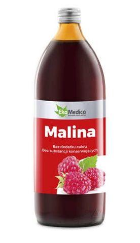 Malina sok 500ml - data ważności 15-11-2019