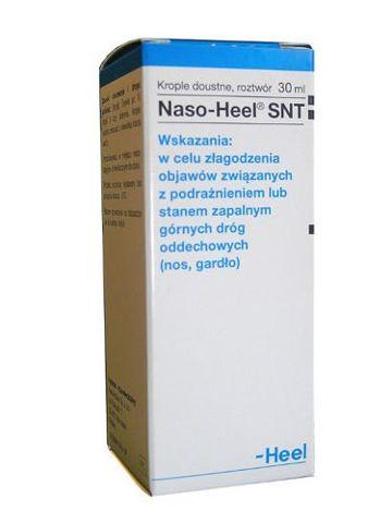 NASO-HEEL SNT krople 30ml