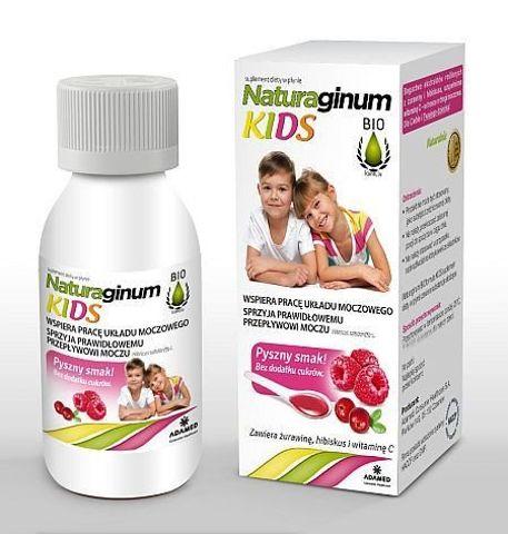 NATURAGINUM BIOFORMULA KIDS 100ml